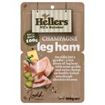 Hellers Shaved Champagne Leg Ham 100g