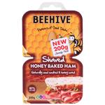 Beehive Shaved Honey Baked Ham 2pk