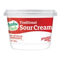 Meadow Fresh Traditional Sour Cream 250g