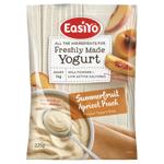 Easiyo Summer Fruits Apricot Peach Yogurt Base 225g