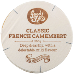 Food Snob Classic French Camembert 200g