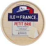 Ile De France Petit Brie Cheese 125g