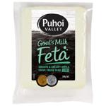 Puhoi Valley Feta Goat's Milk Cheese 190g