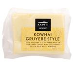 Kapiti Kowhai Gruyere Cheese 200g