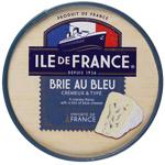 Ile De France Brie Au Bleu Cheese 125g