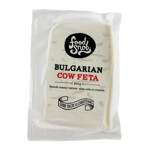 Food Snob Bulgarian Cow Milk Feta Cheese 200g