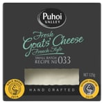 Puhoi Valley Chevre Style Fresh Goat's Milk Cheese 125g