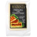 Waimata Haloumi With Cracked Pepper 190g