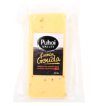 Puhoi Valley Cumin Seed Gouda Cheese 150g