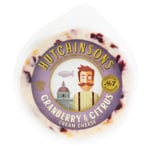 Hutchinsons Cranberry Citrus Cheese 125g