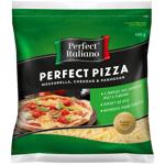 Perfect Italiano Pizza Plus Mozzarella Cheddar & Parmesan 450g