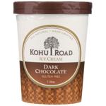 Kohu Road Dark Chocolate Ice Cream 1l
