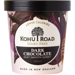 Kohu Road Dairy Free Dark Chocolate Sorbet 500ml