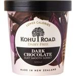 Kohu Road Dairy Free Dark Chocolate Sorbet 500ml