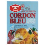 Tegel Cuisine Cordon Bleu 320g