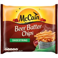 McCain Shoestring Beer Batter Chips 750g