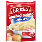 Wattie's Homestyle Mashed Potato 450g