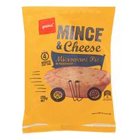 Pams Microwave Mince & Cheese Pie 170g