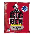 Big Ben Classic Microwavable Steak Pie 170g