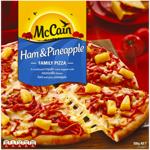 McCain Family Pizza Ham & Pineapple 500g