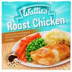 Wattie's Roast Chicken Dinner 400g
