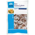 Shore Mariner Raw Prawn Cutlets 400g