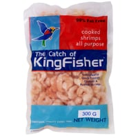 The Catch of Kingfisher All Purpose Shrimps 300g