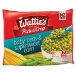 Wattie's Pick Of The Crop Baby Peas & Supersweet Corn 750g