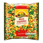 McCain Mixed Vegetables Peas, Corn & Carrots 500g