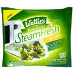 Wattie's Steam Fresh Wild Rice Peas Broccoli Edame 440g