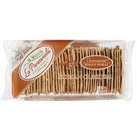 La Panzanella Whole Wheat Croccantini Artisan Crackers 170g