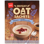 Pams Instant Oats Mixed Flavours Sachets 10pk