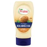 Praise Real Whole Egg Creamy Mayonnaise 335g