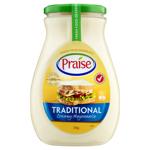 Praise Traditional Creamy Mayonnasie 700g