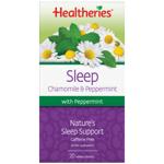 Healtheries Tea Bedtime 20ea