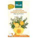 Dilmah Cardamom Ginger & Orange Tea Bags 20ea