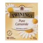 Twinings Pure Camomile Tea Bags 10ea