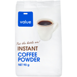 Value Instant Coffee Powder 90g