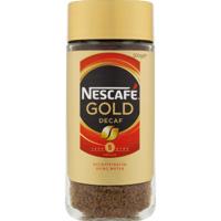 Nescafe Gold Decaf Medium 5 Decaffeinated 100g