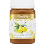 Happy Valley Lemon Honey 500g