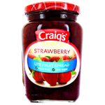 Craigs Lite Strawberry Jam 320g