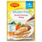 Maggi Roast Chicken Flavoured Gluten Free Gravy 29g
