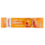 Annies Apple And Apricot Fruit Bar 30g