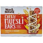 Nice & Natural Tropical Yoghurt Chewy Muesli Bars 6pk