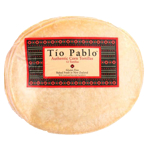 Tio Pablo Authentic Corn Tortillas 12 Pack 336g