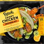 Farrah's Crispy Chicken Taco Meal Kit 405g