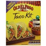Old El Paso Mild Taco Kit 290g
