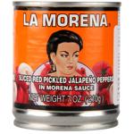 La Morena Jalapenos In Morena Sauce 210g