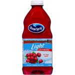 Ocean Spray Light Cranberry 1.5l