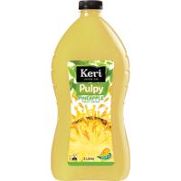 Keri Pulpy Pineapple Fruit Drink 3l